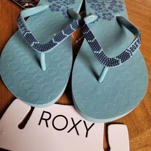 Roxy flip flops 🔉